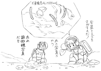 Marsworm