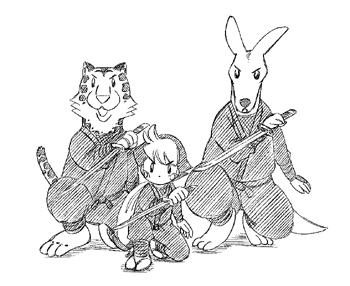 Ninja_animals