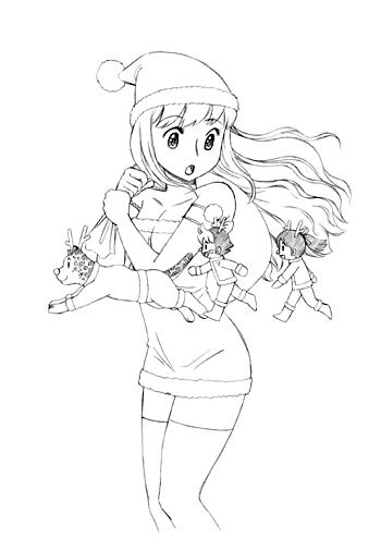 Naoko_santa